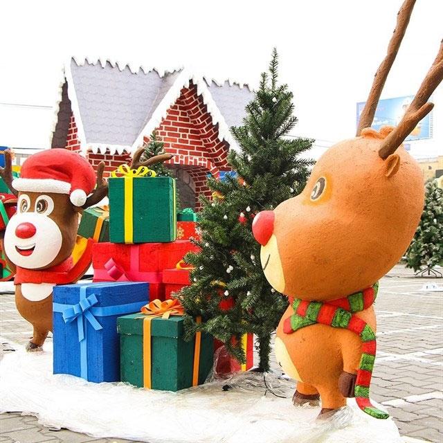 Công Ty Thiết Kế Trang Trí Giáng Sinh