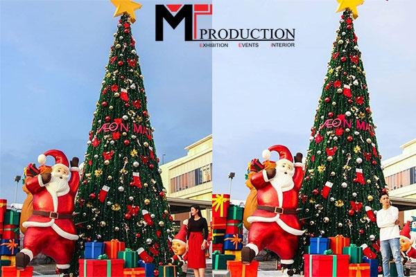 Dịch Vụ Trang Trí Giáng Sinh Chuyên Nghiệp
