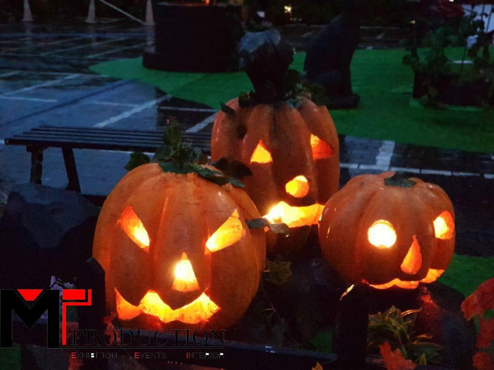 Dịch Vụ Trang Trí Halloween Chuyên Nghiệp