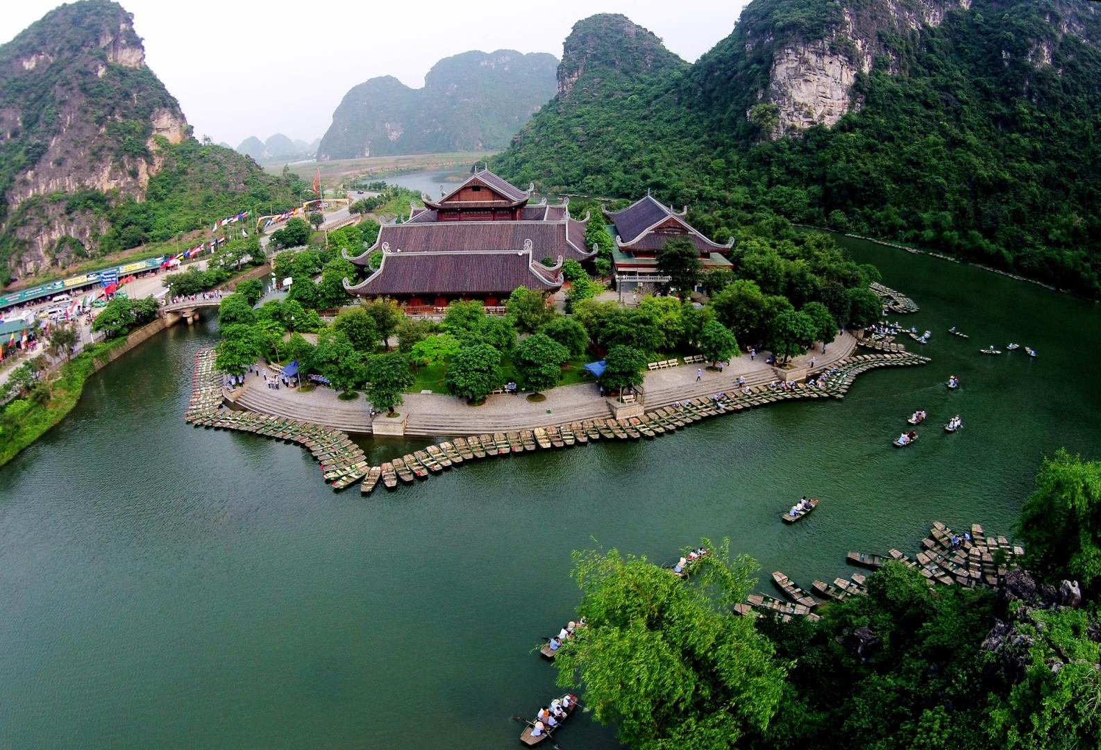 Hội Chợ Du Lịch Quốc Tế Việt Nam Sẽ Được Diễn Ra Vào Cuối Tháng 7 Tại Hà Nội