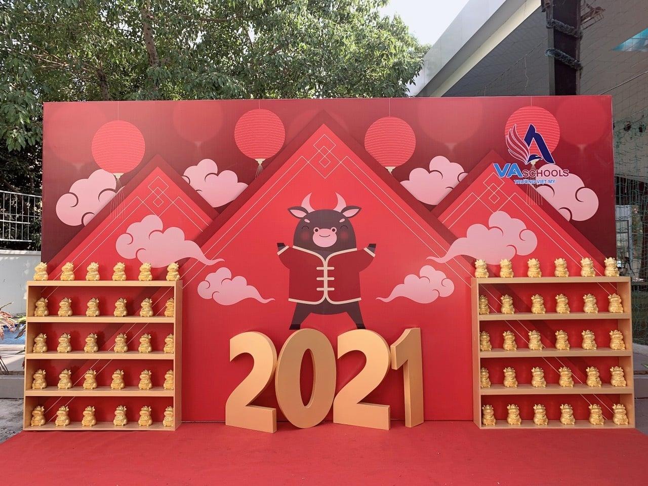 MT-PRODUCTION – Thổi Hồn Không Khí Tết Việt - Tết Tân Sửu 2021
