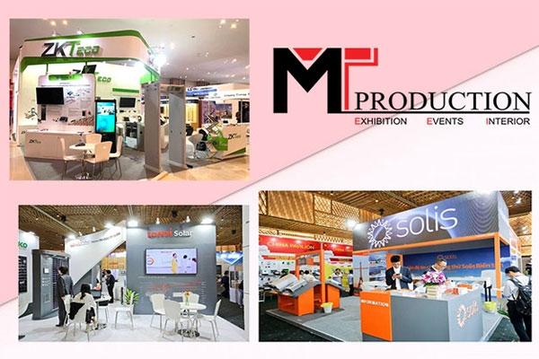 MT-PRODUCTION Và Những Dự Án Thi Công Gian Hàng Hội Chợ Triển Lãm Thành Công