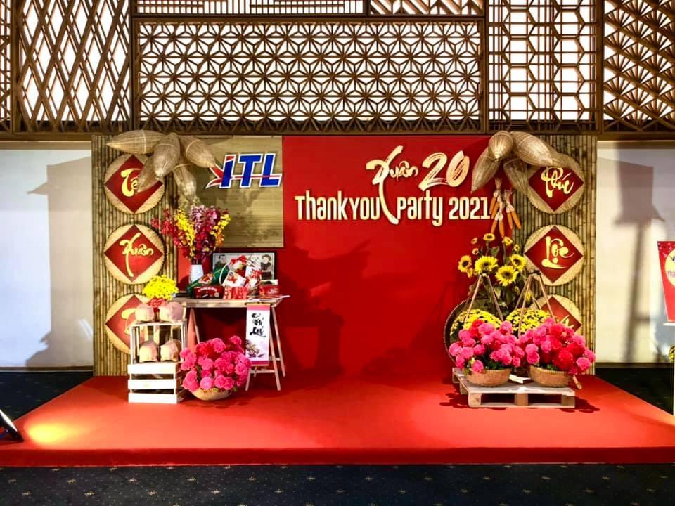 Rực Rỡ Mùa Lễ Hội Với Dịch Vụ Trang Trí Chuyên Nghiệp Tại MT-PRODUCTION