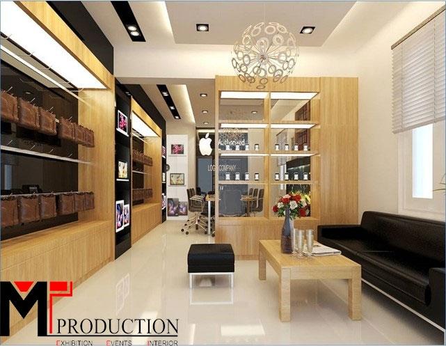 Thiết kế - Thi công nội thất Showroom, Cửa hàng