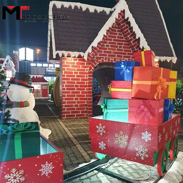 Tổ Chức Sự Kiện Giáng Sinh Trọn Gói Cùng MT-PRODUCTION