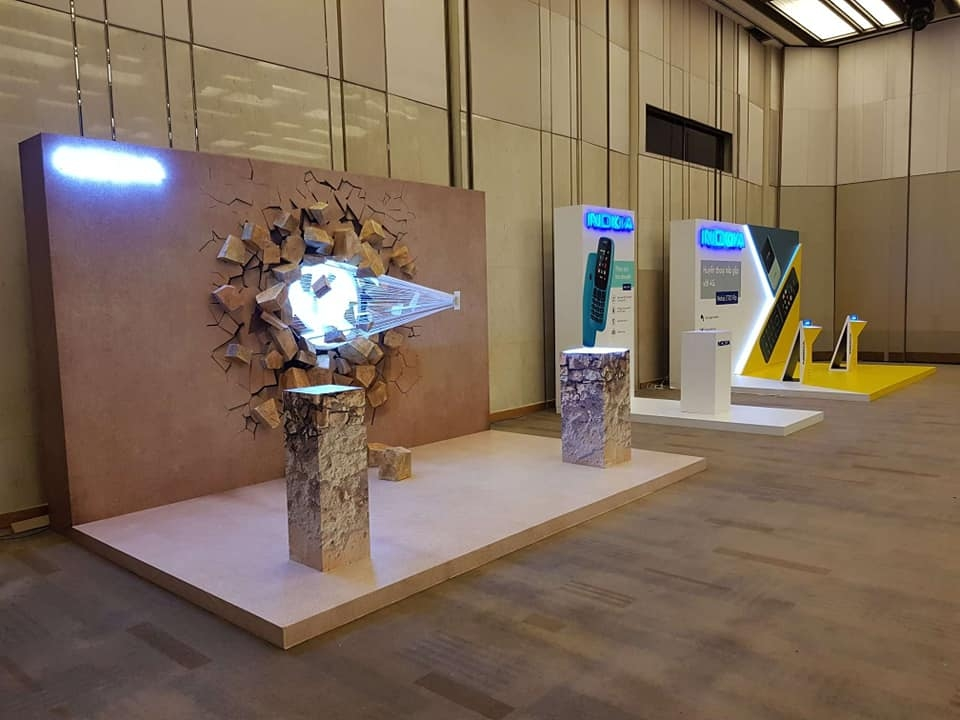 Tổng Hợp 3 Dạng Booth Phổ Biến Trưng Bày Sản Phẩm Tại Hội Chợ Triển Lãm