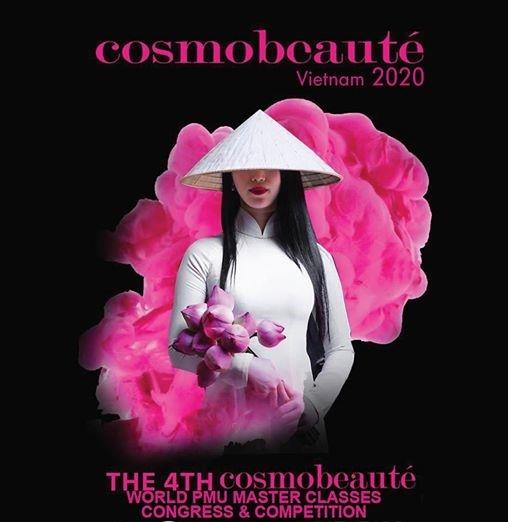 Triển lãm Cosmobeauté Vietnam 2020