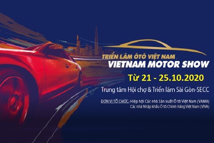 VIETNAM MOTOR SHOW 2020