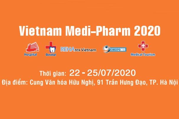 VIETNAM MEDI-PHARM 2020