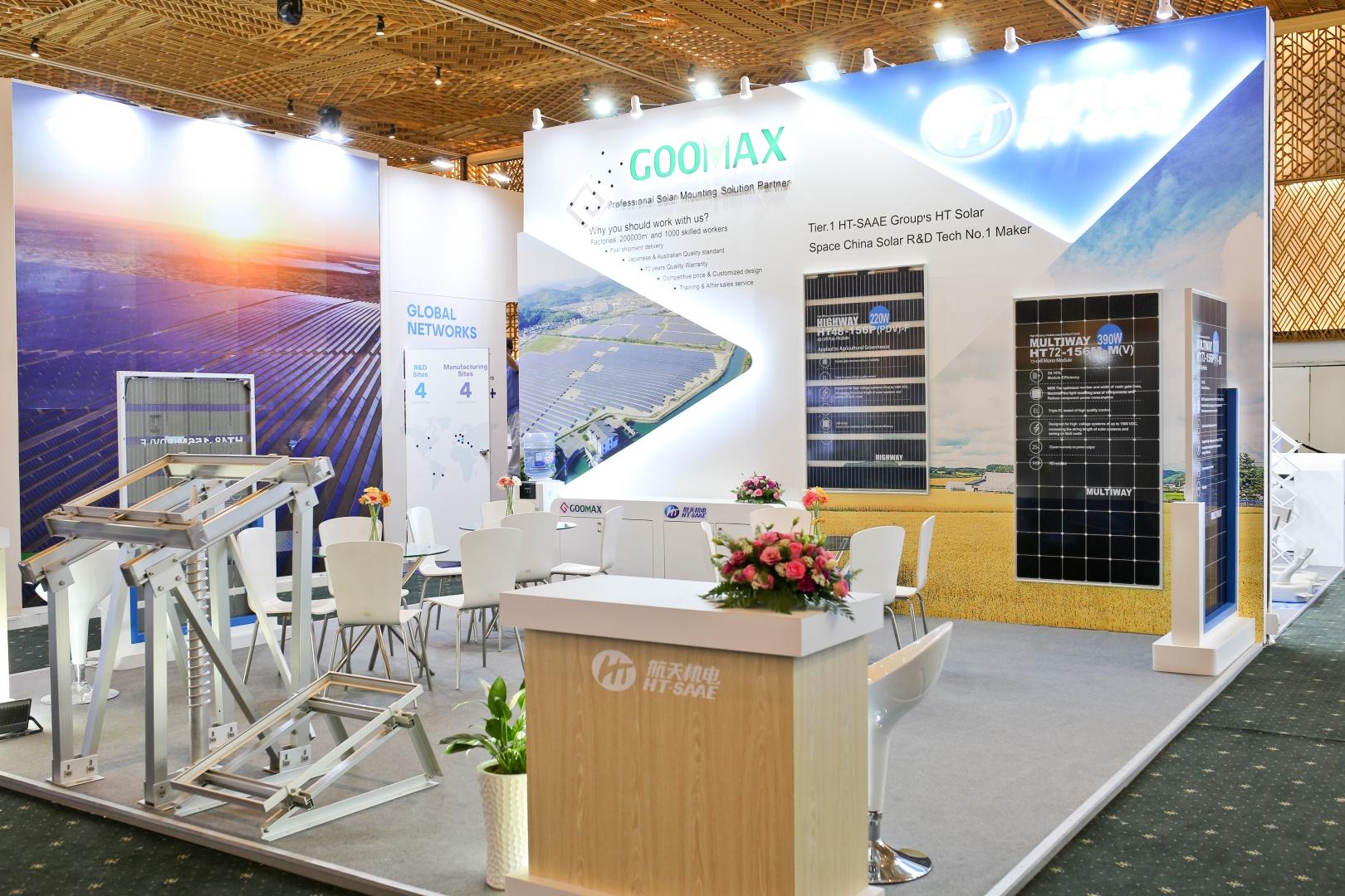 TRIỂN LÃM THE SOLAR SHOW VIETNAM 2020