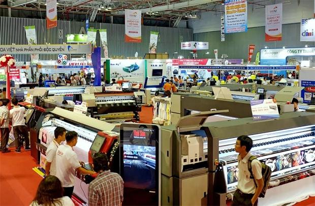 VietAd 2020 – Triển lãm Quốc tế Thiết bị và Công nghệ Quảng cáo Việt Nam