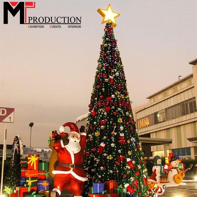 Ý Tưởng Thiết Kế - Trang Trí Noel Cực Đẹp Cho Bạn