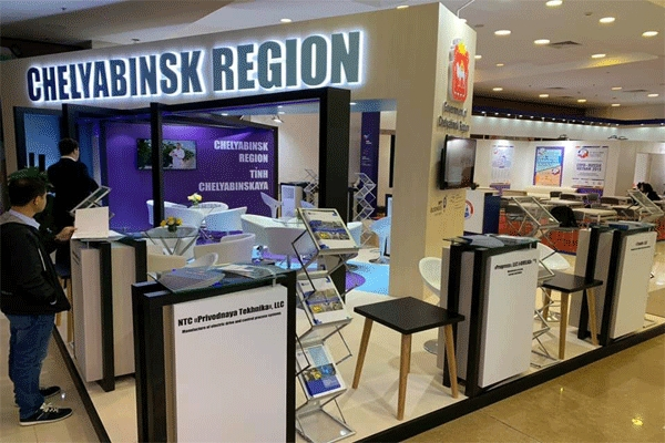 5 notes when participating in exhibition booth