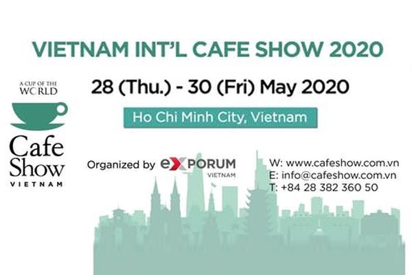 Vietnam Int'l Café Show 2020