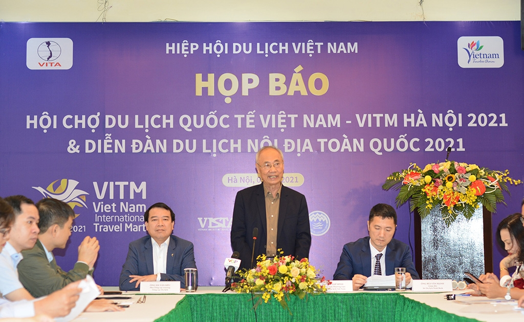 Vietnam International Travel Mart 2021 Will Be Held At The End Of July In Hanoi