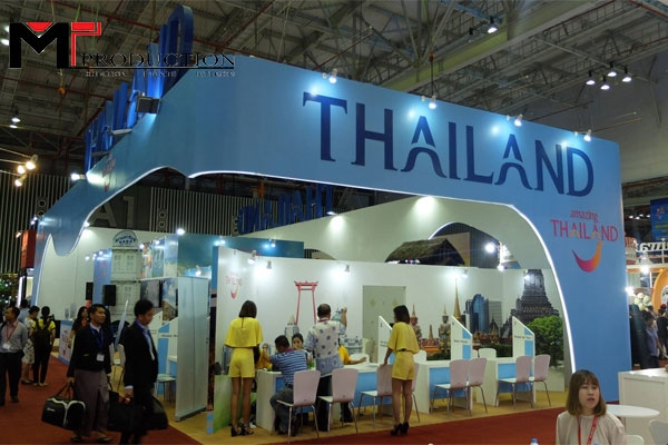 MT-PRODUCTION - Exhibition Booth Design Consulting Services