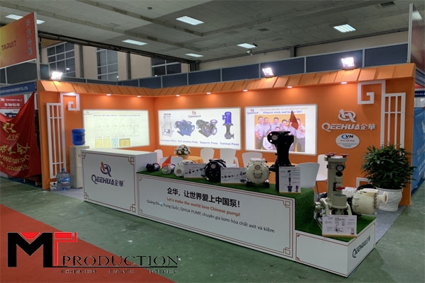 Mistakes When Businesses Exhibition Construction