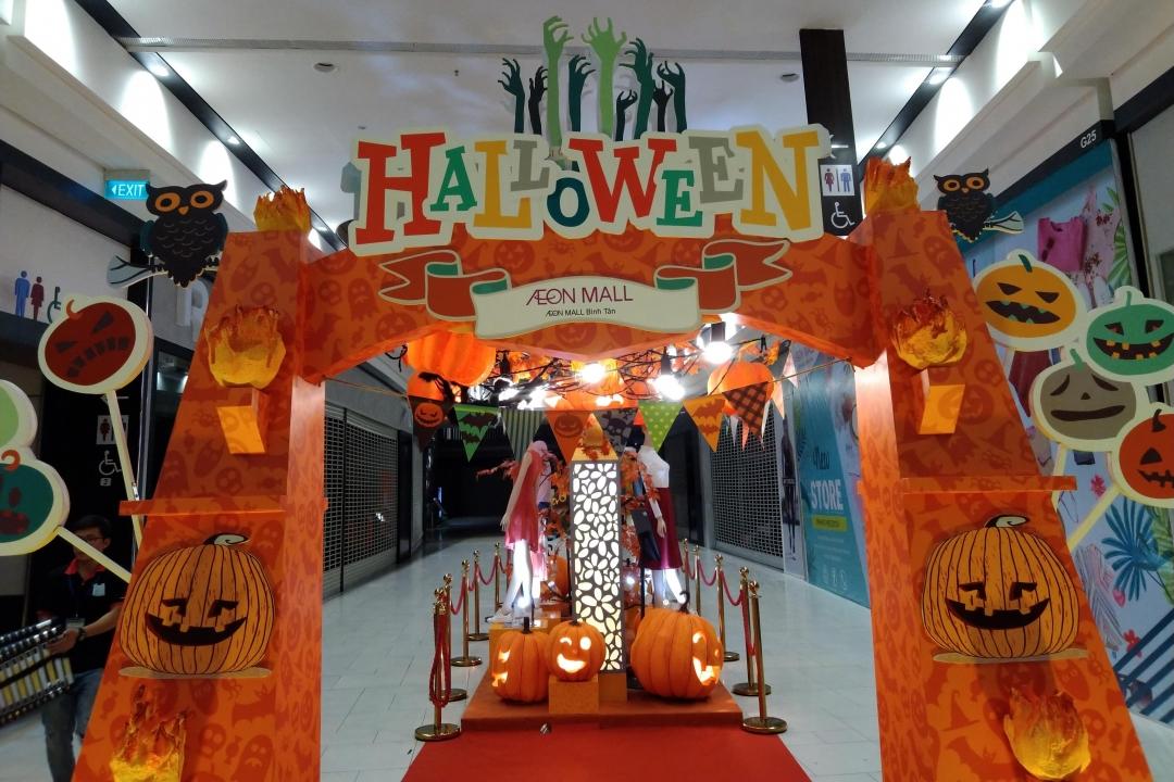 Trang Trí Halloween Với Những Ý Tưởng Độc Đáo, Ấn Tượng