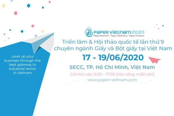 Triển lãm Paper Vietnam 2020