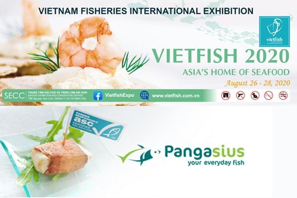 Vietnam fisheries international exhibition 2020