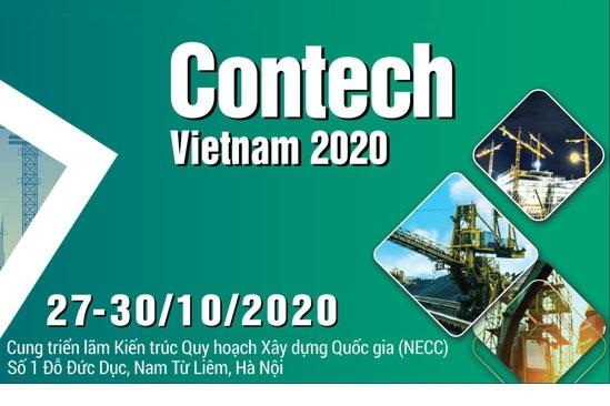 CONTECH VIETNAM 2020