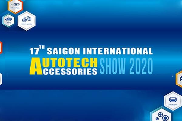 Triển lãm SAIGON Autotech & Accessories 2020
