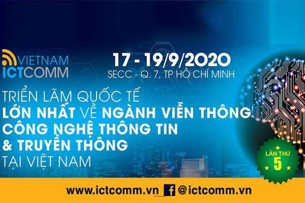 Triển lãm Việt Nam ICT COMM 2020