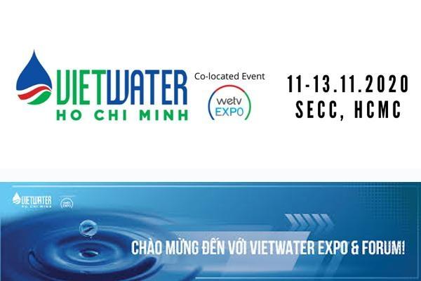 Triển lãm Vietwater Hồ Chí Minh 2020