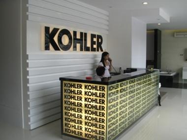 Showroom Kohler